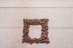 Imagine el fondo de la textura del café Imagen de archivo libre de regalías