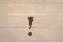 Imagine el fondo de la textura del café Imagen de archivo