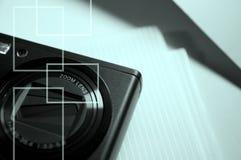 Imaging technology. Royalty Free Stock Image