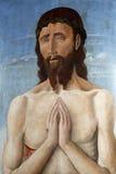 Imago Pietatis Foto de archivo libre de regalías