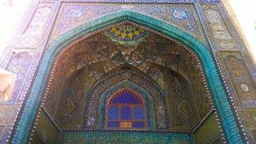 Imam Ali Shrine Stock Photo