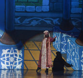 """Imam- ballet """"One Thousand and One Nights"""" Stock Image"""