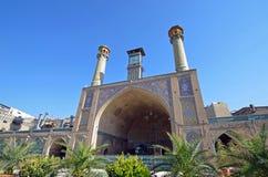 Imam Khomeini Mosque arkivbilder