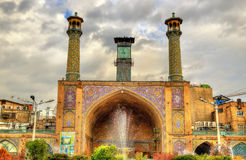 Imam Khomeini Mosque in Tehran Stock Photography