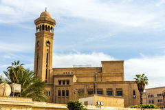 Imam Mohammed Abdou Amphitheatre of Al-Azhar University in Cairo Stock Photography
