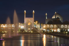 Imam Mosque Royalty Free Stock Image