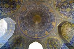Imam Mosque royaltyfria bilder
