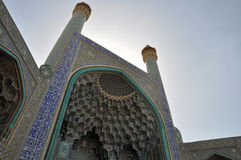 Imam Mosque Royalty Free Stock Images