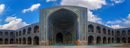 Imam Mosque i Isfahan Arkivfoton