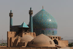 Imam Mosque Isfahan. Imam Mosque in Isfahan, Iran Royalty Free Stock Images