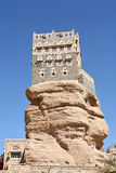 Imam palace in Wadi Dhar Royalty Free Stock Photography