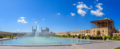 Imam Square in Isfahan Stock Photos