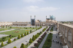 Imam Square in Isfahan, Iran Royalty Free Stock Photo