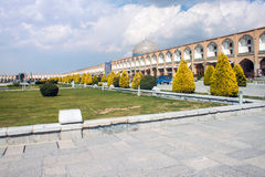 Imam square in Isfahan Royalty Free Stock Images