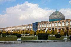 Imam square Royalty Free Stock Photo