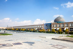 Imam square in Isfahan Royalty Free Stock Image