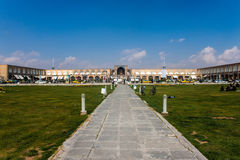 Imam square in Isfahan Stock Images