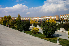 Imam square in Isfahan Royalty Free Stock Photo
