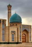 Imam van Hast Vierkant in Taskent Royalty-vrije Stock Foto
