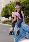 imama meczet Obrazy Royalty Free