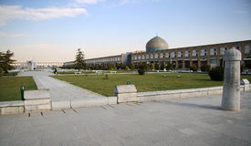 imamiran isfahan fyrkant royaltyfria bilder