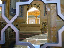 Iman Al Bukhari meczet Obrazy Royalty Free