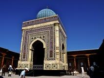 Iman Al Bukhari-Moschee Stockbilder