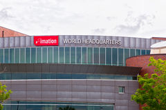 Imation World Headquarters Royalty Free Stock Photos