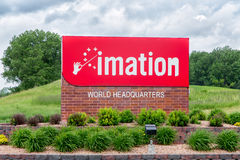 Imation World Headquarters Royalty Free Stock Photo