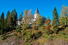 Imatra, Finland. Spa Hotel Rantasipi Imatran Valtionhotelli Royalty Free Stock Photos