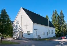 Imatra, Finlande Église de Pentecostalism photographie stock
