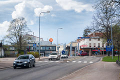 Imatra, Suomi or Finland Royalty Free Stock Photography