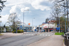 Imatra, Suomi or Finland Stock Images