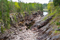 Imatra, Suomi or Finland Royalty Free Stock Images