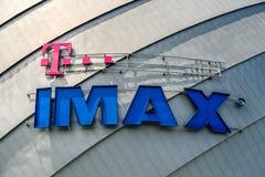 IMAX戏院 免版税库存图片