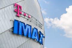 IMAX Cinema Stock Photo