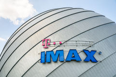 IMAX Cinema Royalty Free Stock Images