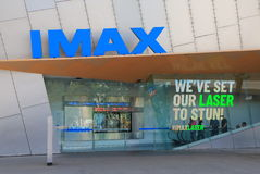 IMAX movie cinema Australia Royalty Free Stock Photography