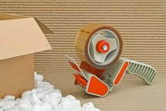 Imballaggio Immagine Stock Libera da Diritti