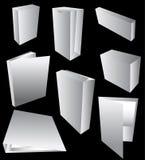 Imballaggio in bianco royalty illustrazione gratis