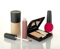 Imballaggio cosmetico Fotografie Stock Libere da Diritti