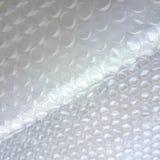 Imballaggio di protezione della bolla di aria Immagini Stock Libere da Diritti