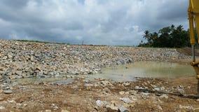 Imballaggio più audace con l'area scavata Immagine Stock Libera da Diritti