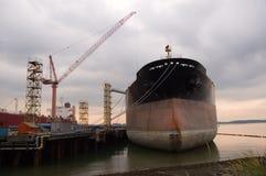 Imbarcazione fotografia stock