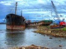 Imbarcazione Fotografia Stock Libera da Diritti