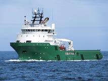 Imbarcazione C1 del rifornimento Immagini Stock