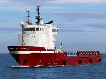 Imbarcazione D1 del rifornimento Immagini Stock
