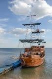 Imbarcazione di navigazione Immagine Stock Libera da Diritti