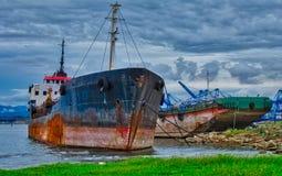 Imbarcazione II Fotografia Stock Libera da Diritti