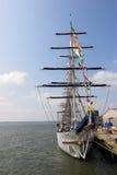 Imbarcazione indiana di addestramento Fotografia Stock Libera da Diritti